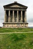 Ancient Garni pagan Temple Stock Photos