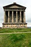 Ancient Garni pagan Temple Royalty Free Stock Photos