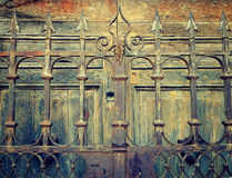 Ancient gate Royalty Free Stock Image