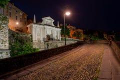 Porta San Giacomo in Bergamo Royalty Free Stock Photography