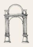 Ancient Gate Stock Photos