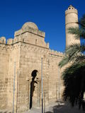 Ancient gates. Medina in Sousse, Tunisia Royalty Free Stock Image