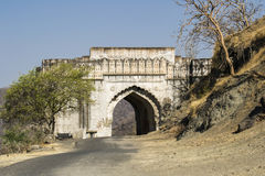 Ancient Gateway Jam Darwaza Stock Photos