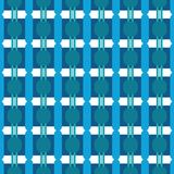 Ancient Geometric pattern in repeat. Fabric print. Seamless background, mosaic ornament, ethnic style. Design for prints on fabrics, textile, covers, paper Stock Images