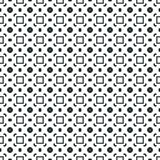 Ancient Geometric pattern in repeat. Fabric print. Seamless background, mosaic ornament, ethnic style. Design for prints on fabrics, textile, covers, paper Stock Photos