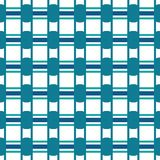 Ancient Geometric pattern in repeat. Fabric print. Seamless background, mosaic ornament, ethnic style. Design for prints on fabrics, textile, covers, paper Stock Photography