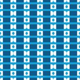 Ancient Geometric pattern in repeat. Fabric print. Seamless background, mosaic ornament, ethnic style. Design for prints on fabrics, textile, covers, paper Stock Image