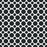 Ancient Geometric pattern in repeat. Fabric print. Seamless background, mosaic ornament, ethnic style. Design for prints on fabrics, textile, covers, paper Royalty Free Stock Photos