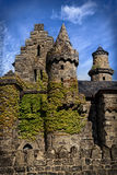 Ancient German Castle Royalty Free Stock Photo