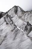 Ancient glacier Stock Image