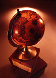 Ancient globe Stock Photos
