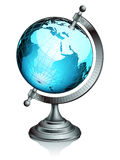Ancient globe Royalty Free Stock Image