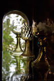 Ancient goblet Royalty Free Stock Photos