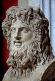 Ancient god statue Stock Photo