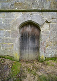 Ancient graffito. Ancient graffiti scratched into the stonework of an Elizabethan ruin Royalty Free Stock Image