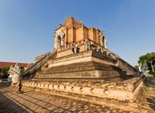 Ancient Grand Pagoda Stock Photo