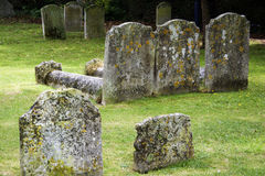 Ancient Graveyard Stock Photos