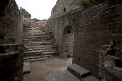 Ancient Great Wall of China Royalty Free Stock Photography