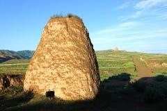 Ancient Great Wall Royalty Free Stock Photos