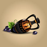Ancient greek amphora. Illustration of ancient greek amphora Stock Photos