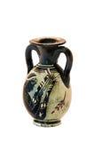 Ancient Greek amphora Stock Photos