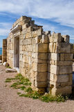 Ancient Greek basilica Royalty Free Stock Images