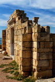 Ancient Greek basilica Royalty Free Stock Image