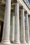 Ancient greek building Royalty Free Stock Photos