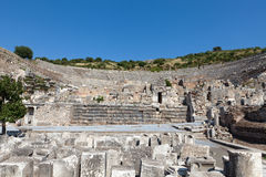 The ancient Greek city Ephesus Stock Photography