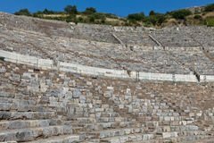The ancient Greek city Ephesus Royalty Free Stock Images
