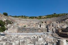 The ancient Greek city Ephesus Stock Image