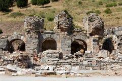 Ancient Greek city Ephesus Stock Image