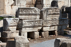 The ancient Greek city Ephesus Royalty Free Stock Image