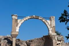 The ancient Greek city Ephesus Royalty Free Stock Image