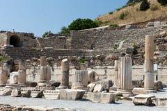Ancient Greek city Ephesus Royalty Free Stock Image