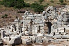 Ancient Greek city Ephesus Royalty Free Stock Photo