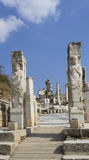 Ancient Greek city Ephesus Stock Photo