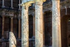 Ancient Greek City Lydia Roman Empire Sardes Sardis Stock Photo