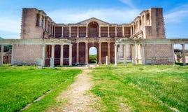 Ancient Greek City Lydia Roman Empire Sardes Sardis Royalty Free Stock Photography