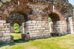 Ancient Greek City Lydia Roman Empire Sardes Sardis Stock Photos