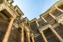 Ancient Greek City Lydia Roman Empire Sardes Sardis Royalty Free Stock Image
