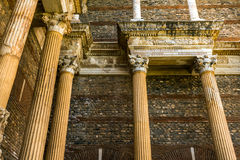 Ancient Greek City Lydia Roman Empire Sardes Sardis Royalty Free Stock Image
