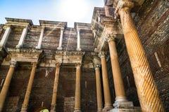 Ancient Greek City Lydia Roman Empire Sardes Sardis Royalty Free Stock Images