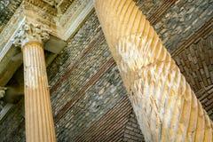 Ancient Greek City Lydia Roman Empire Sardes Sardis Stock Photography