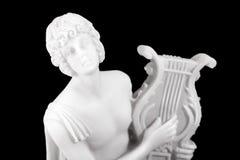 Ancient Greek gods Stock Images