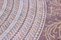 Ancient Greek mosaic Stock Photos