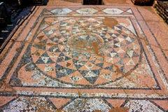 Ancient Greek mosaic Royalty Free Stock Images