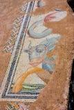 Ancient Greek mosaic Royalty Free Stock Photo