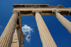 Ancient Greek Nike Temple Royalty Free Stock Photography