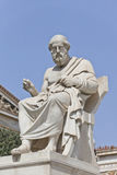 The ancient Greek philosopher Platon Royalty Free Stock Photography